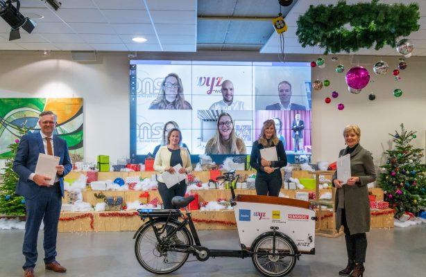 Gemeente Zwolle, Cibap, Wijz en REMONDIS werken samen aan een schone toekomst